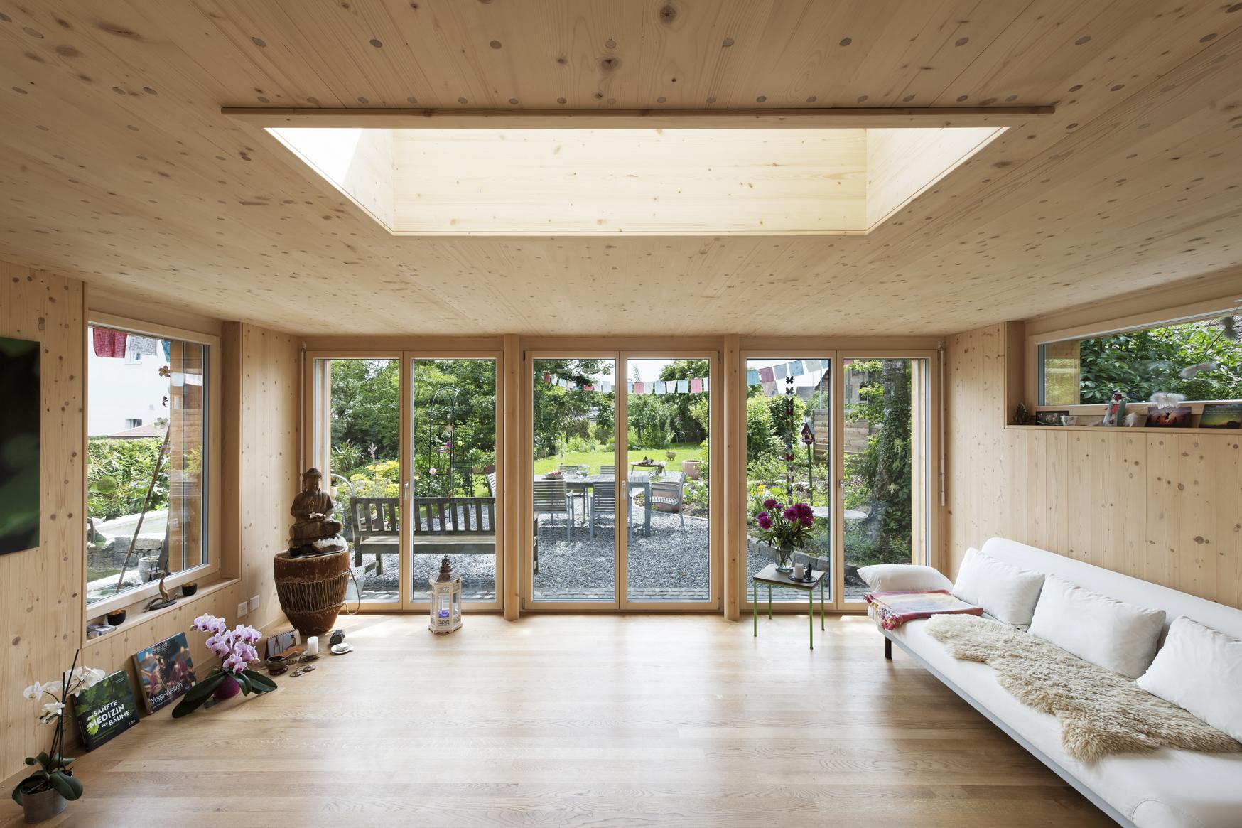 F jud architektur ag dienstleistungen dienstleistungen for Japanische architektur holz